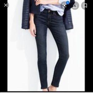 Jcrew downtown skinny jeans